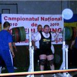 Sorin Cazacu, locul 18 la Campionatele mondiale de powerlifting din Cehia