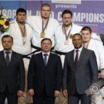 Medalii la judo la Campionatele Europene pentru tineret
