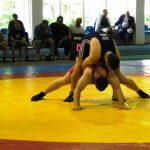 Clasamentul echipelor din Campionatul National de lupte