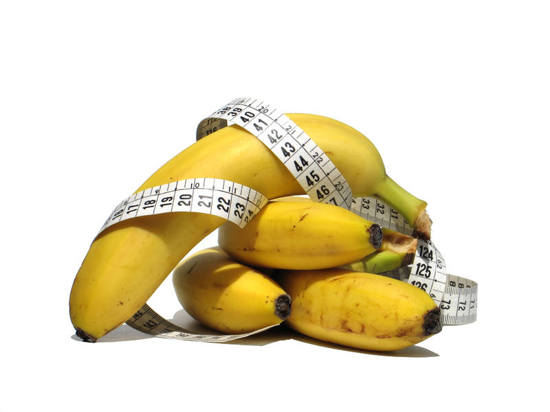 Cura de slabire cu banane si apa calda